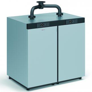 Напольный газовый котел Vitocrossal CIB 120 кВт GW7B Блок
